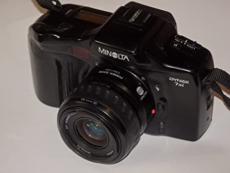Minolta SLR Camera Dynax 7 x i, incluye objetivo Minolta AF Power ...