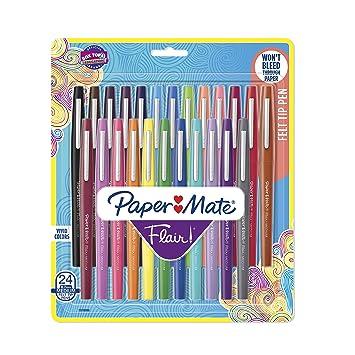 e5e148bf455 Paper Mate 1978998 Flair Felt Tip Pens