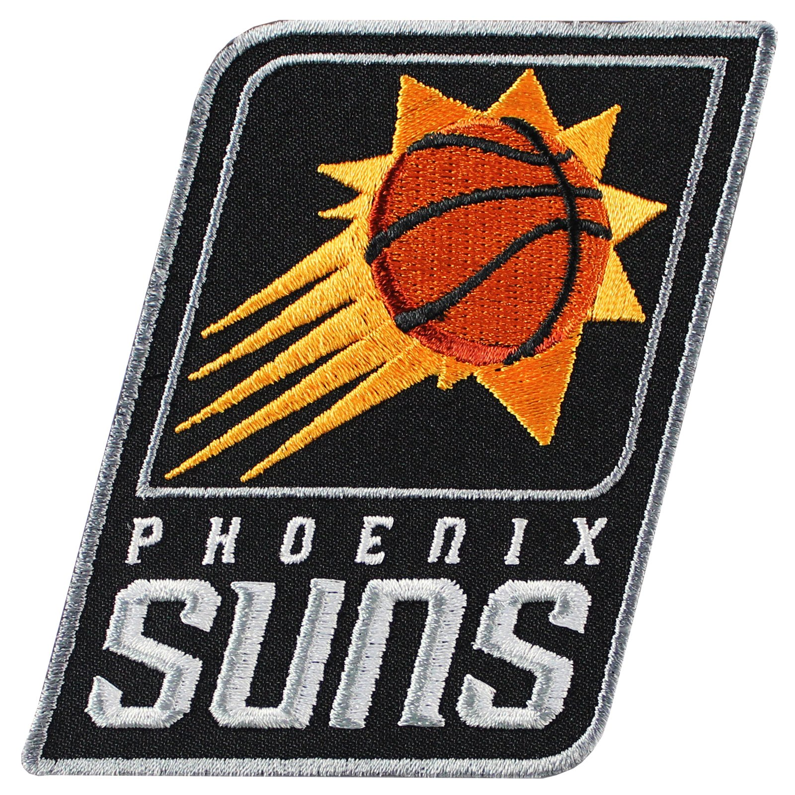 Phoenix Suns Team Logo Large Sticker Iron On NBA Basketball Patch Emblem