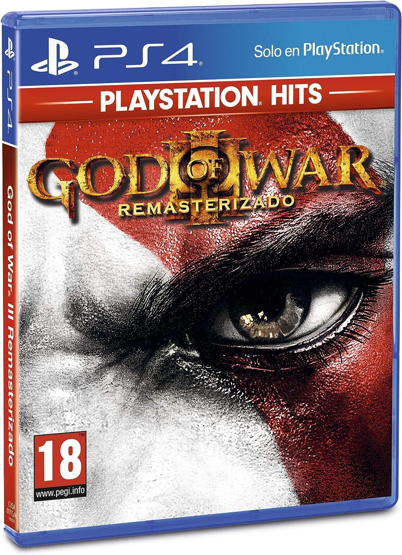 God of War 3 HITS: Amazon.es: Videojuegos