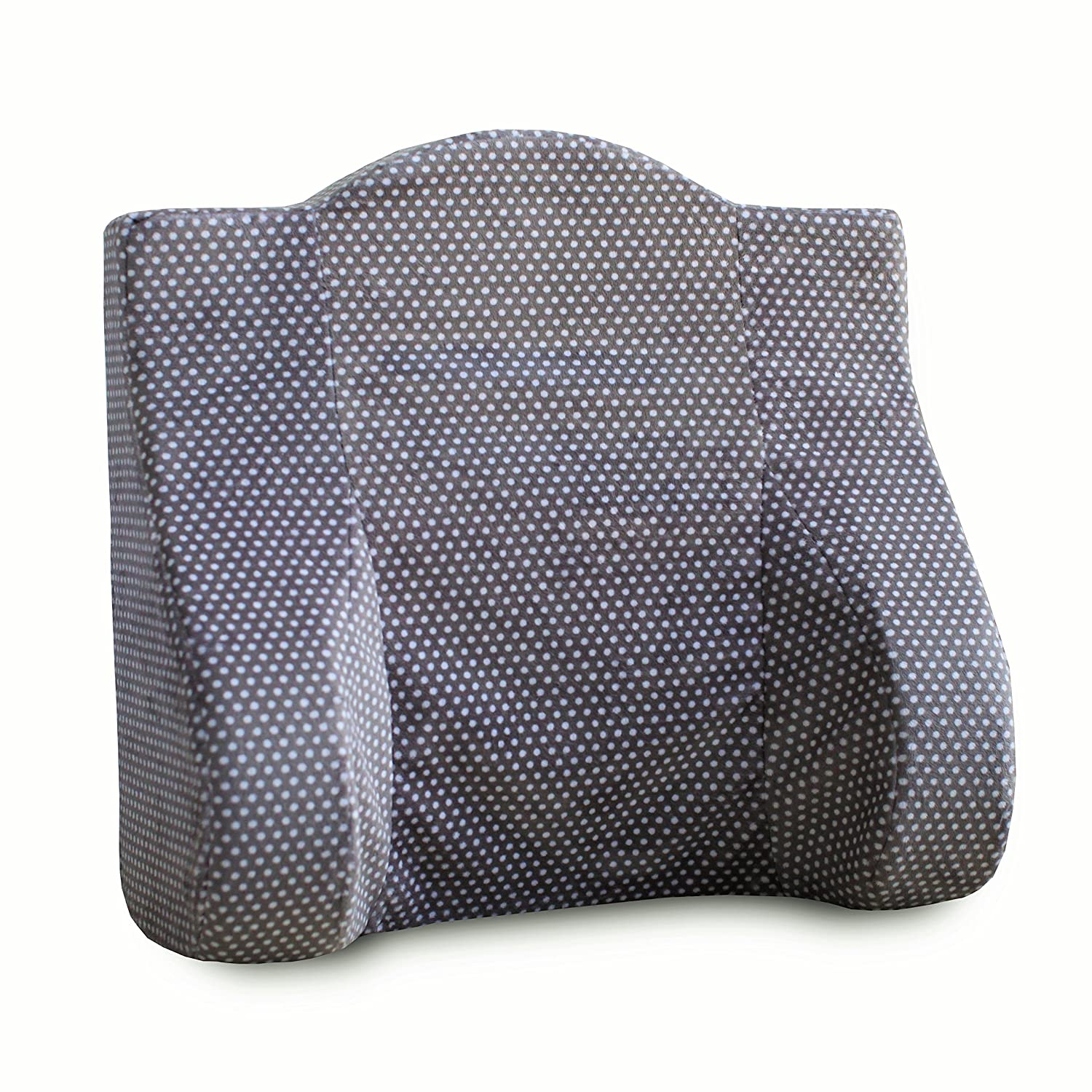 Back Buddy All In One Maternity Pillow for Nursing Breastfeeding Postpartum and Back Support Helps Relieve Lower Back Pain - Minky Hayden 62412