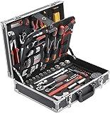 Meister Valise à outils 129 pièces, 8971410