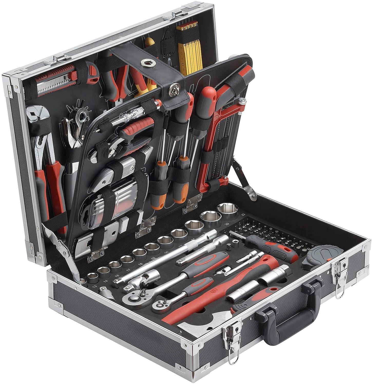 Großartig Amazon.de: Werkzeugkoffer - Handwerkzeuge: Baumarkt AS82
