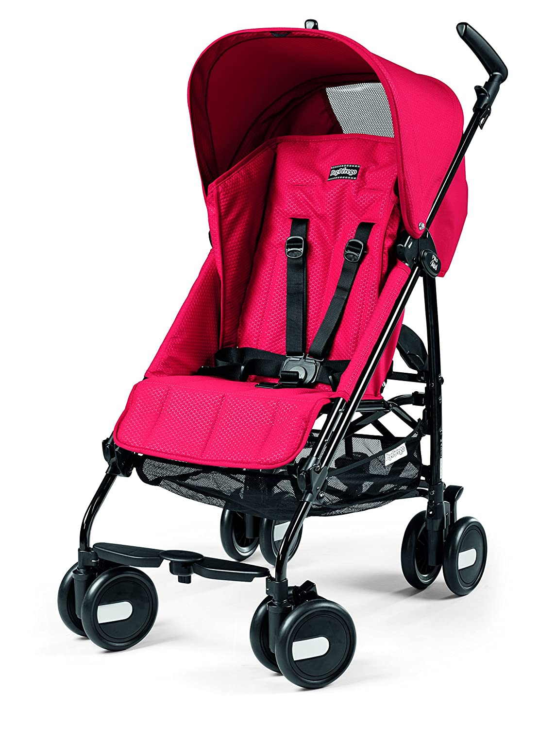 Peg Perego Pliko Mini Umbrella Strollers, Mod Red by Peg Perego: Amazon.es: Bebé