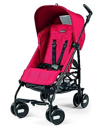 Peg Perego Pliko Mini Stroller, Mod Red