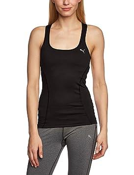 Puma Trainingstank Gym Alleyesonme - Camiseta sin mangas de running para mujer: Amazon.es: Deportes y aire libre