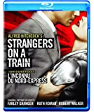 Strangers on a Train / L'Inconnu du nord-express (Bilingual) [Blu-ray]