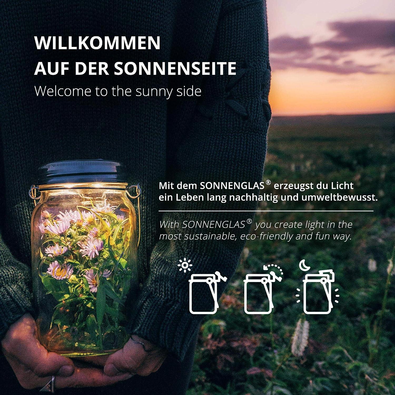 Amazoncom Sonnenglas Original Premium Solar Led Lantern Solar