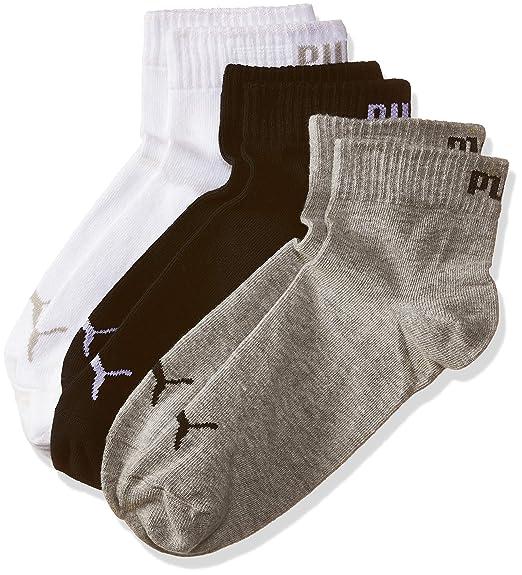 Puma Mens Socks, Pack of 3