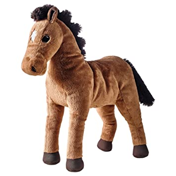Ikea caballo Peluche – Peluche – Peluche – ökenlöpare