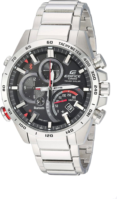 Casio De los hombres Watch Edifice Tough Solar Reloj EQB-501XD-1A