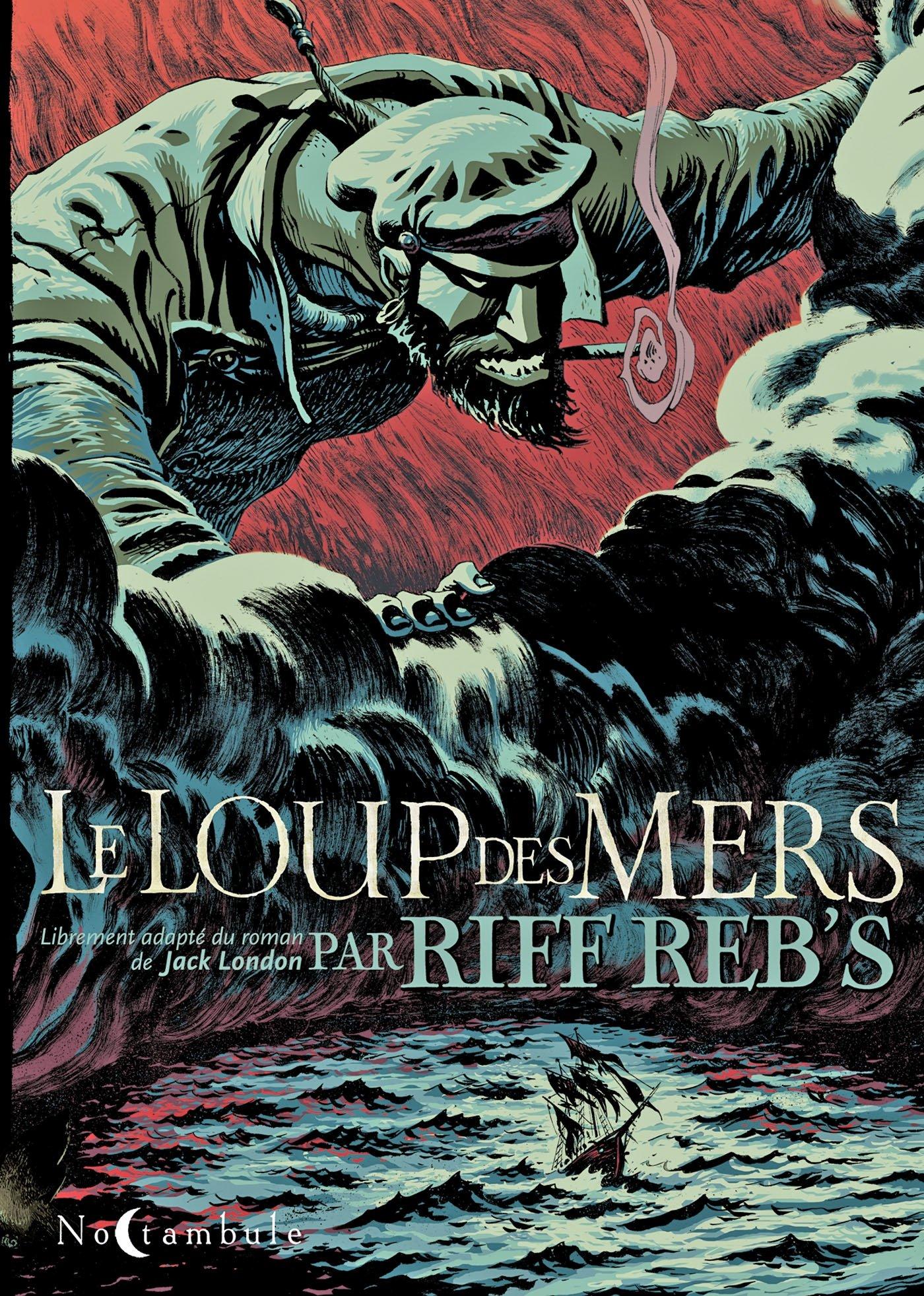 Amazon.fr - Le Loup des mers - REBS-R - Livres