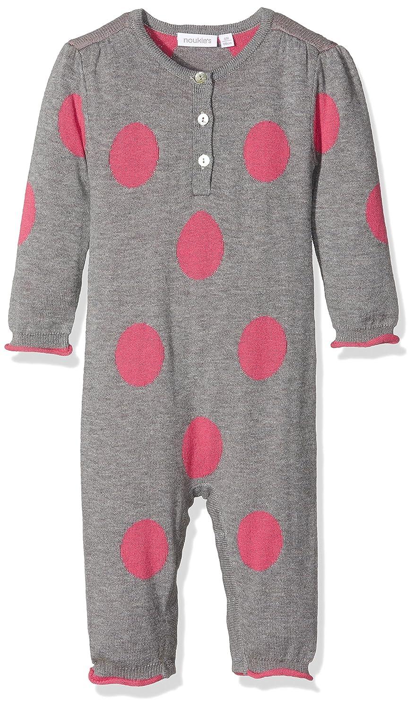 Noukies Baby-Mädchen Unterkleid Z6501