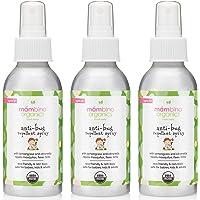Mambino Organics Anti-Bug Mosquito Repellent Spray – All Natural, DEET-Free, Citronella Insect Repellant – 4 Fluid…