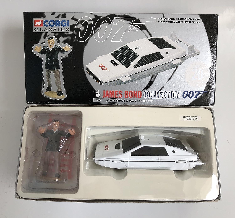 Space Shuttle, Little Nellie, Lotus Esprit Corgi TY99283 James Bond Collection
