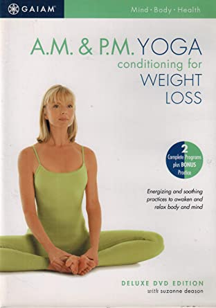 Amazon.com: A.M. & P.M. Yoga Conditioning For Weight Loss ...