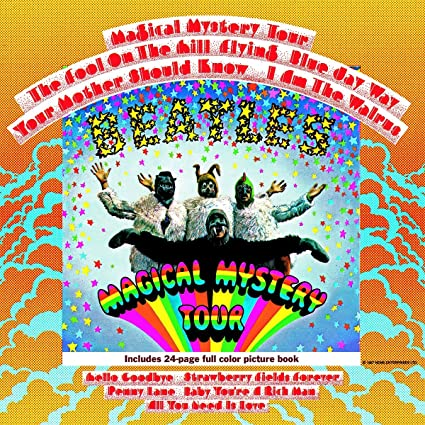 Beatles Magical Mystery Tour Amazon Com Music