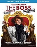 The Boss [Blu-ray + DVD + Digital Copy]