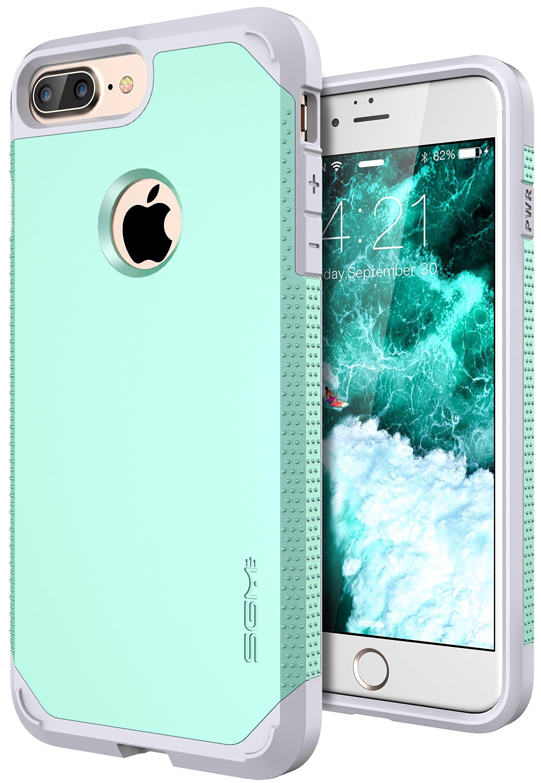 Iphone 7 Plus Case Sgm Premium Hybrid [Dual Layer] Armor Case Cover For Apple.. 14