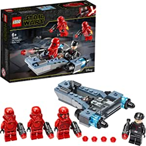 LEGO Star Wars - Pack de Combate: Soldados Sith, Set de Aventuras ...