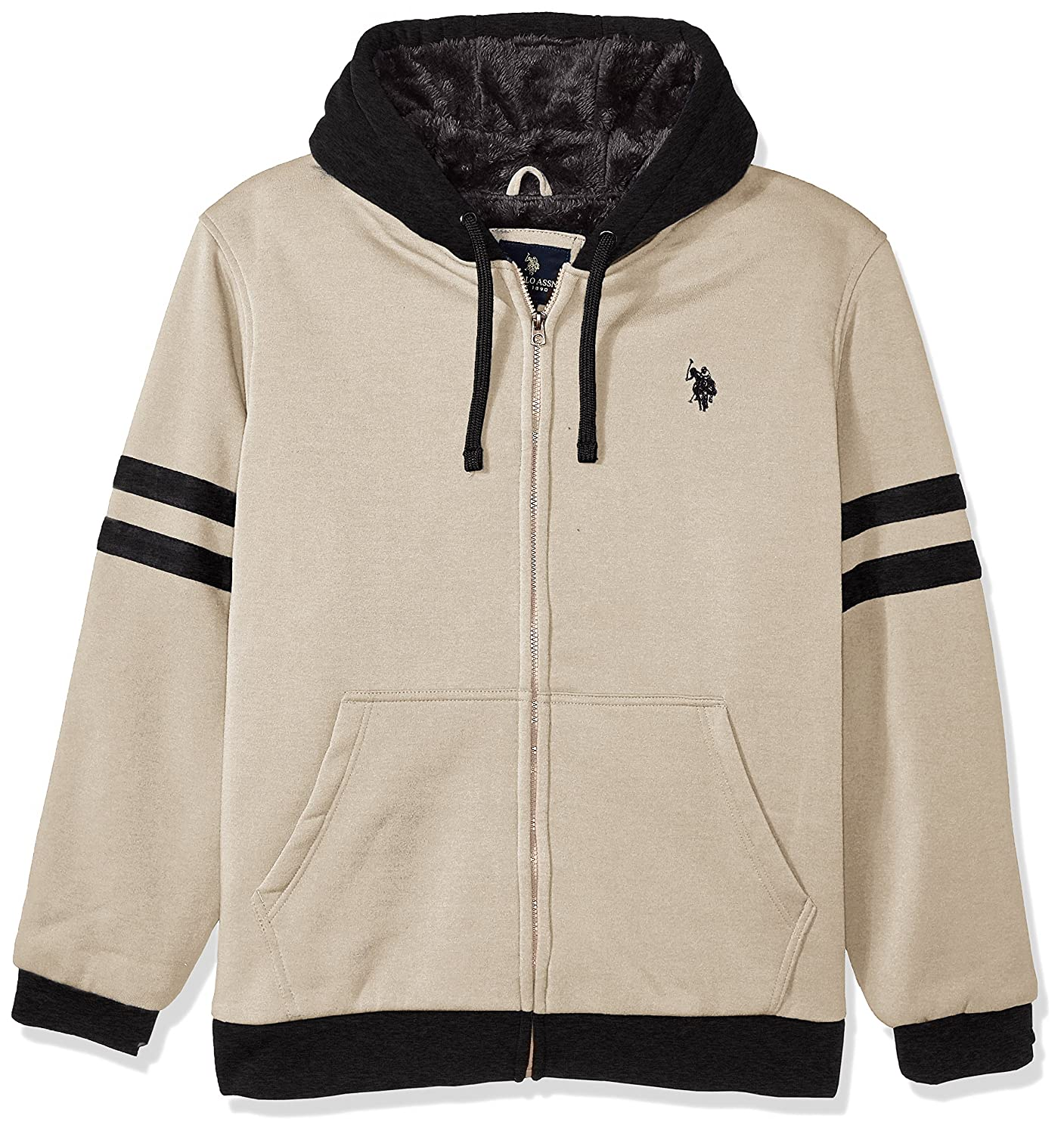 U.S. Polo Assn. OUTERWEAR メンズ B07369585Z Medium|Oatmeal 5523 Oatmeal 5523 Medium