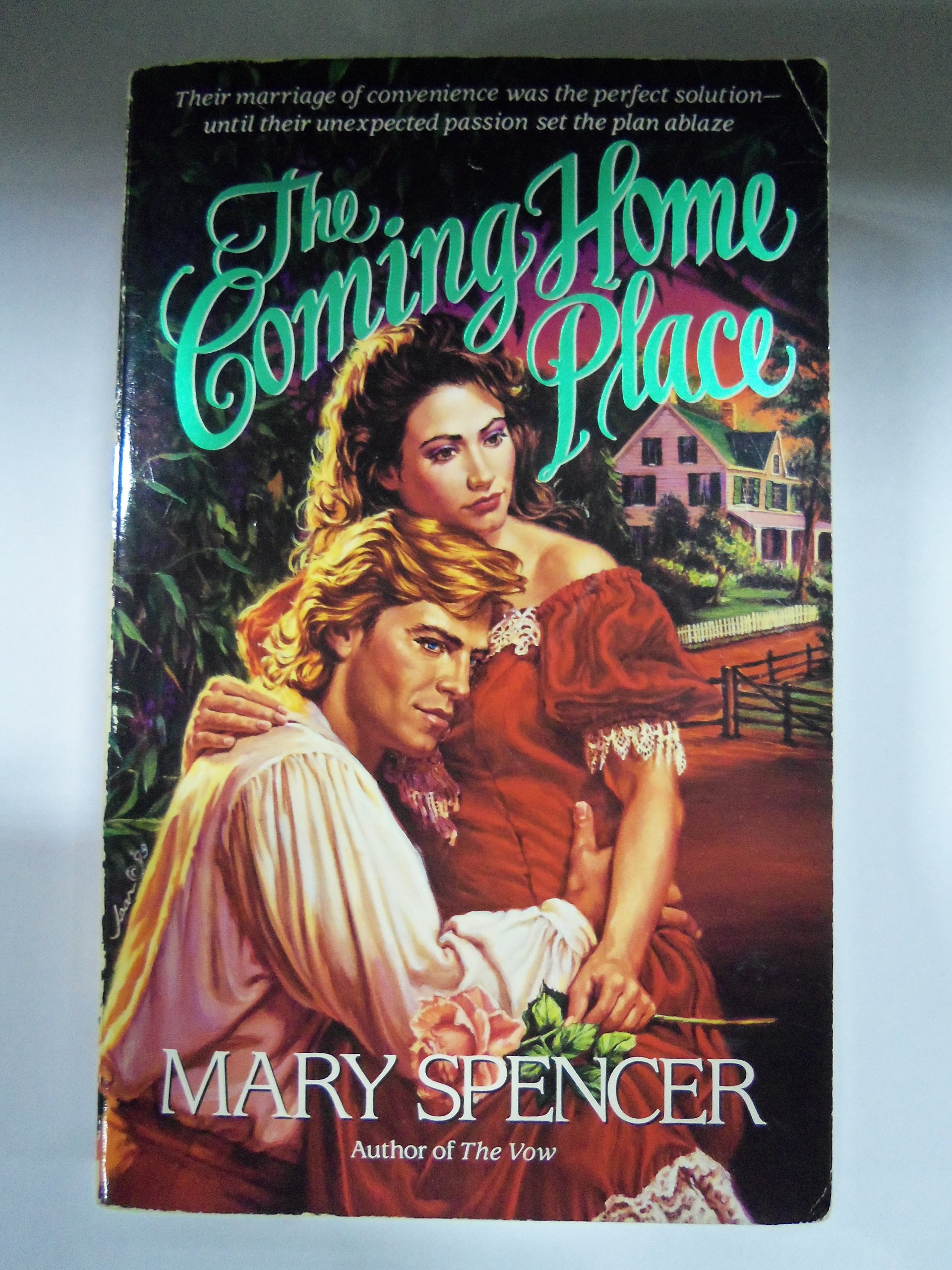 Buy The Coming Home Place: Monogram Book Online at Low