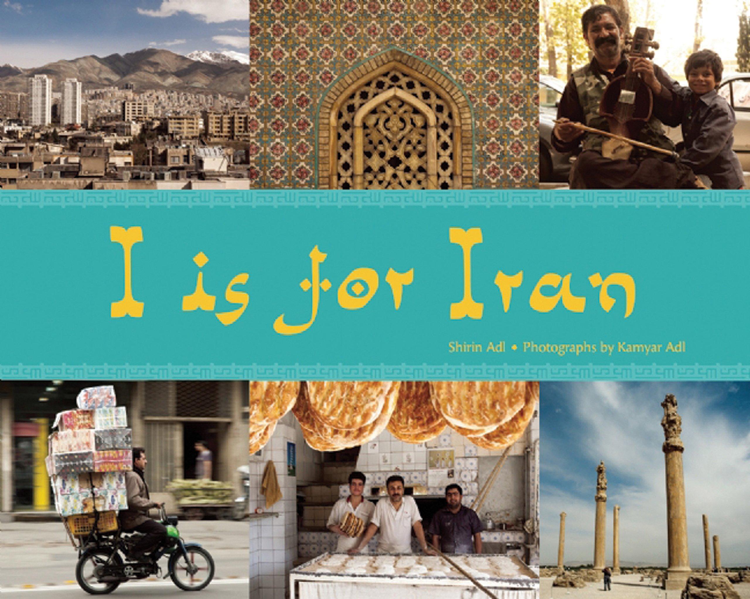 I is for Iran (World Alphabets) PDF