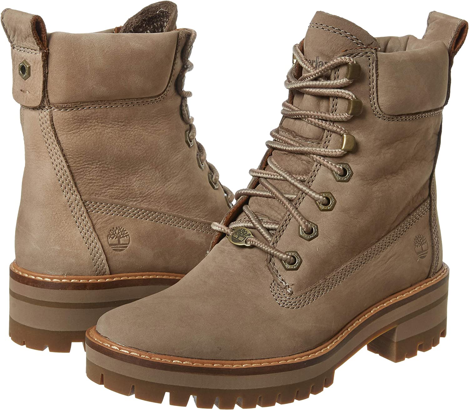 Timberland Courmayeur Valley 6 in, Stivali Donna