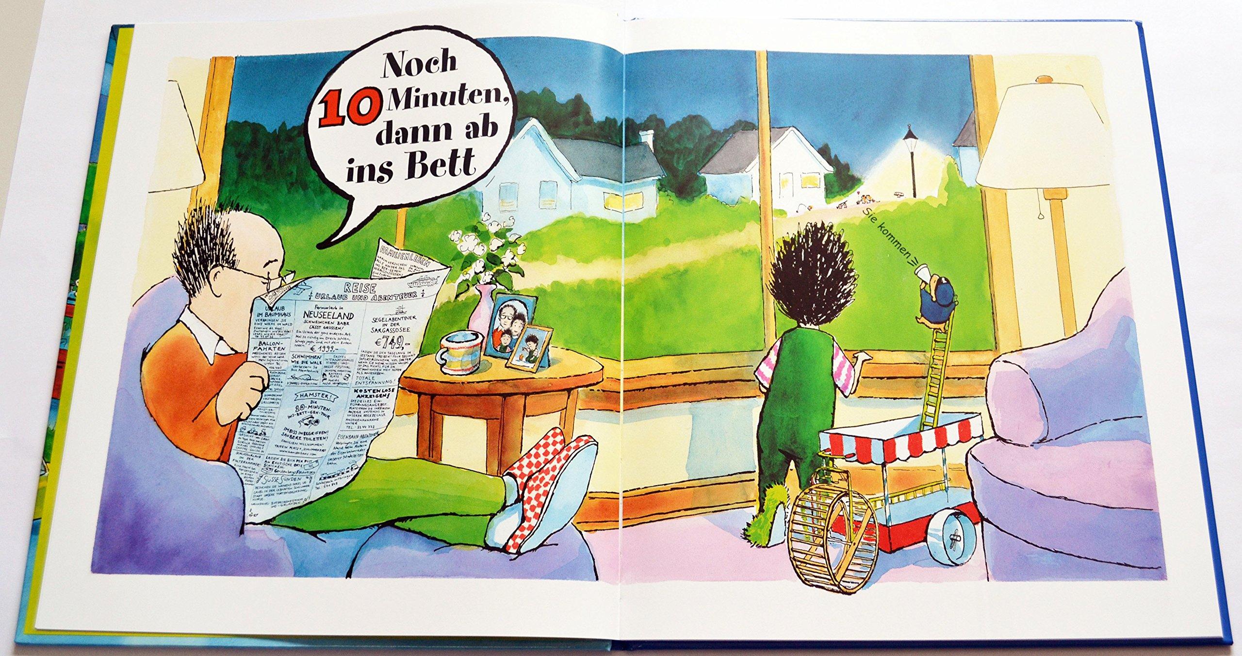 Noch 10 Minuten Dann Ab Ins Bett Amazonde Peggy Rathmann Bücher