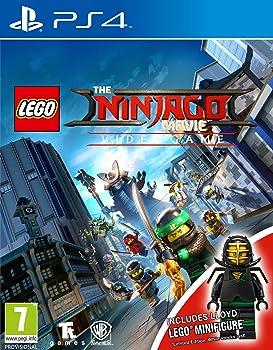 The LEGO Ninjago Movie: Videogame Mini-fig Edition [PS4]