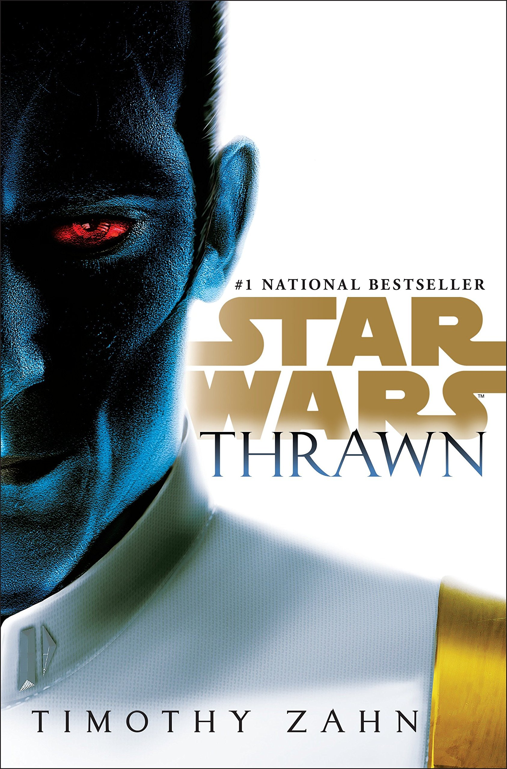 Image result for thrawn book cover