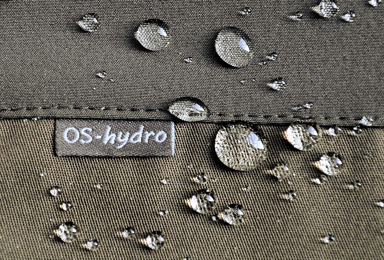 Hubertus Sommer Jagdhose Sommerhose Hydro dunkeloliv