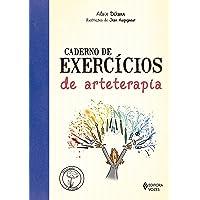 Caderno de exercícios de arteterapia