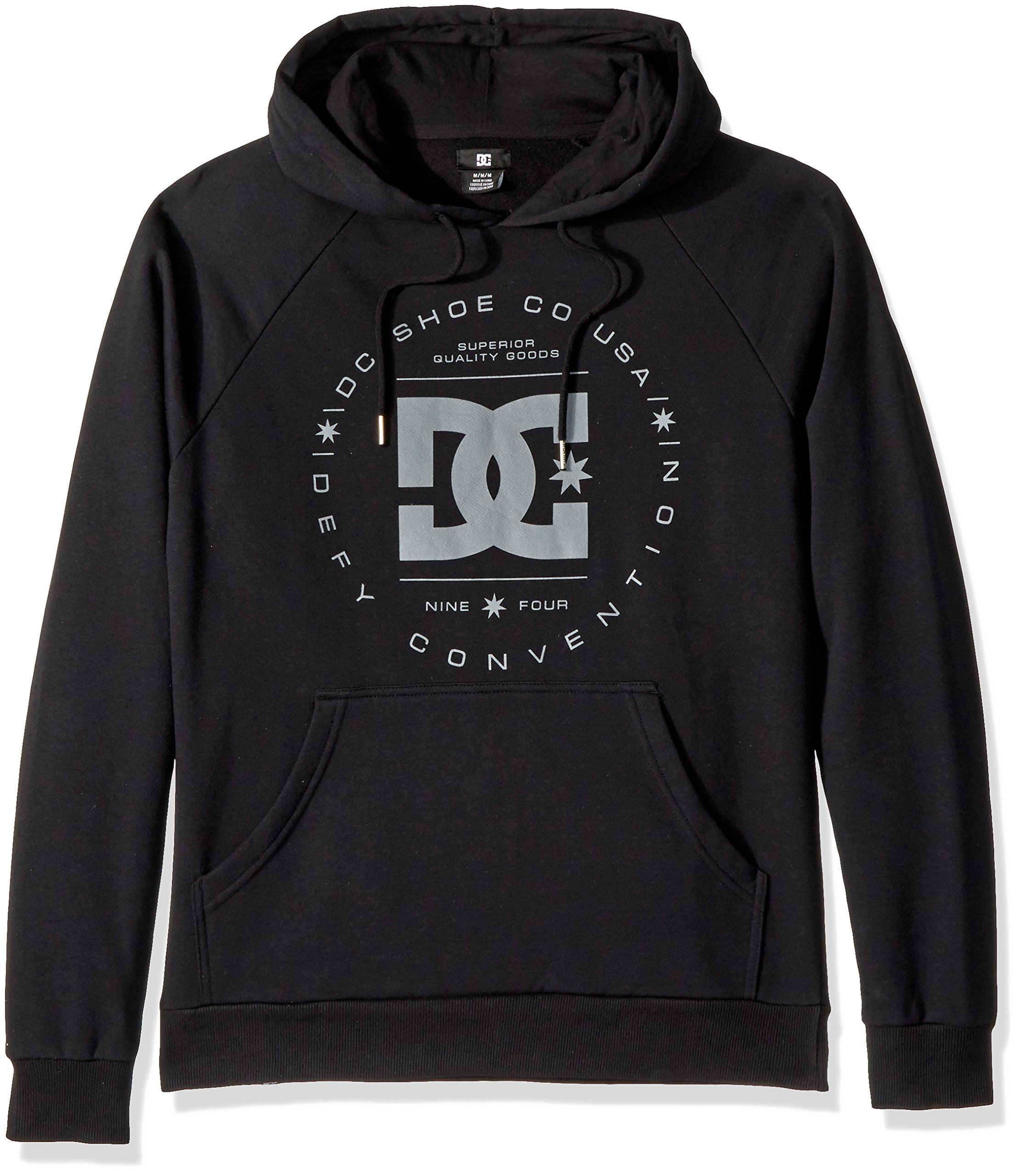 DC Men's Rebuilt Ph, Black, XXL