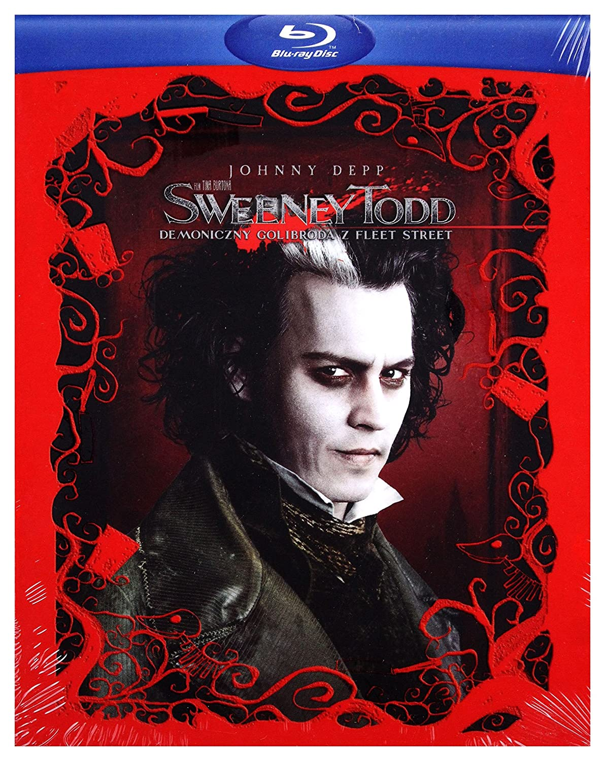 MOVIE/FILM-KOLEKCJA TIM BURTON: SWEENEY TODD: Amazon.es: Cine y ...