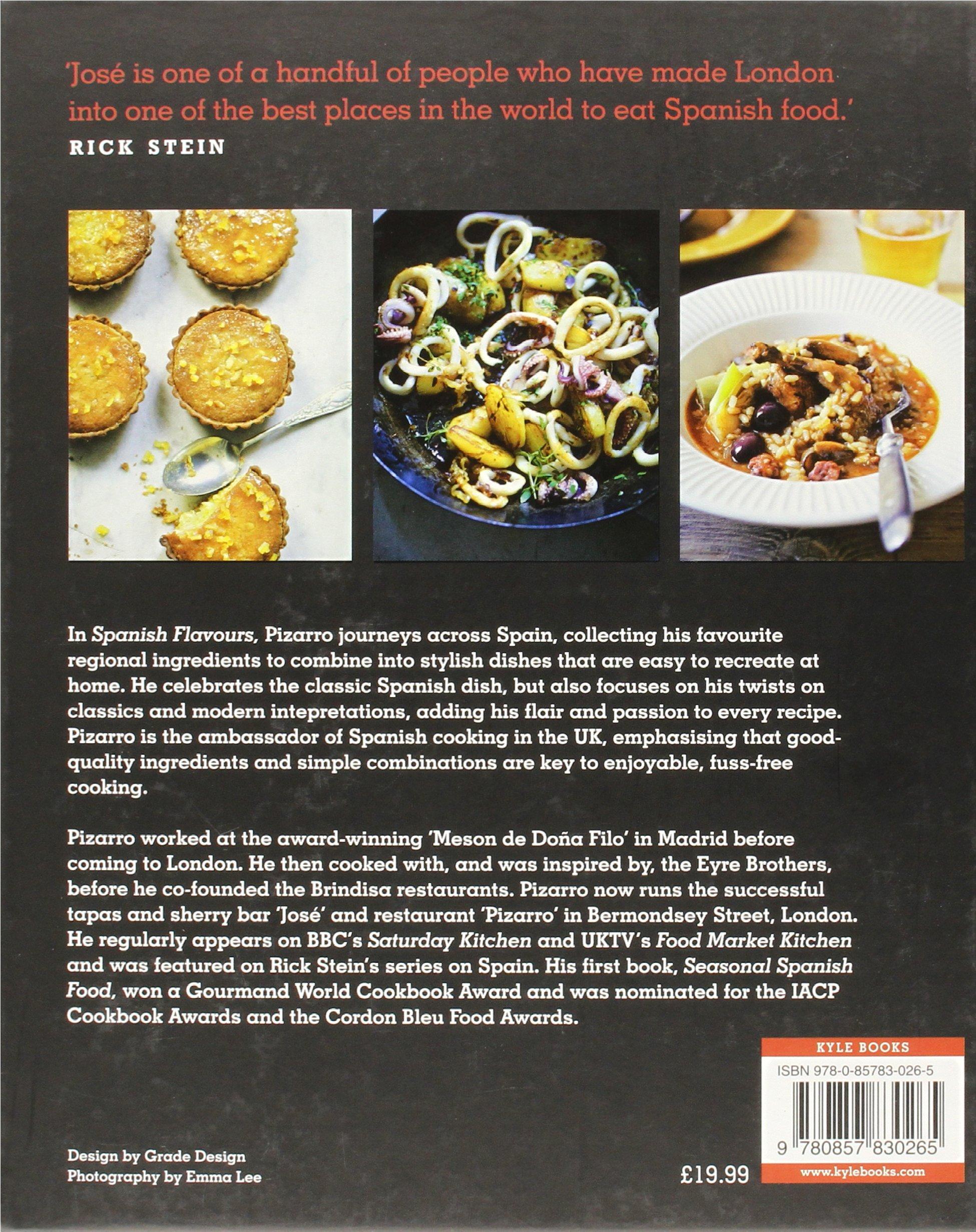 Jose pizarros spanish flavours amazon jose pizarro jose pizarros spanish flavours amazon jose pizarro 9780857830265 books forumfinder Choice Image