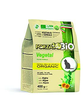 Forza10 Vegan Dry Cat Food 400 G Pack Of 1
