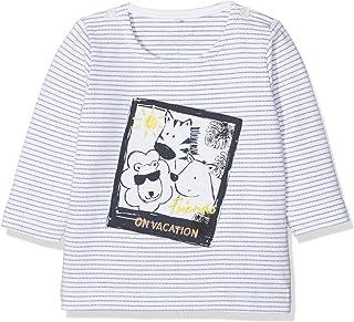 Name It Baby Boys' Nbmgalon Ls Top W. Artwork Long Sleeve
