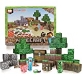 Minecraft Paper Craft Overworld Deluxe Pack