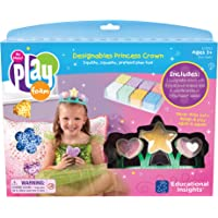 Educational Insights Playfoam Corona Diseñable para Princesa
