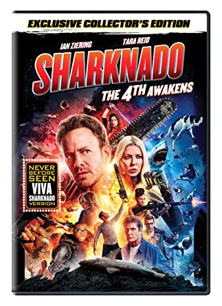 Sharknado: The 4Th Awakens Edizione: Stati Uniti Italia DVD ...