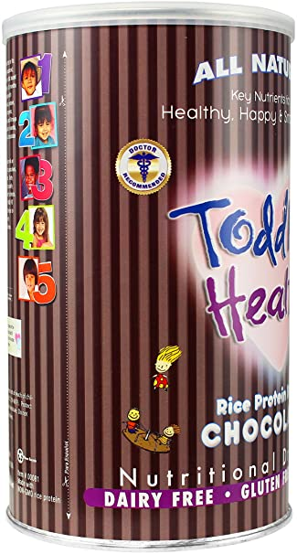Amazon.com: Toddler Health - Nutritional Drink Mix, Dairy, Gluten & Soy Free, Rice Chocolate 20 servings: Health & Personal Care