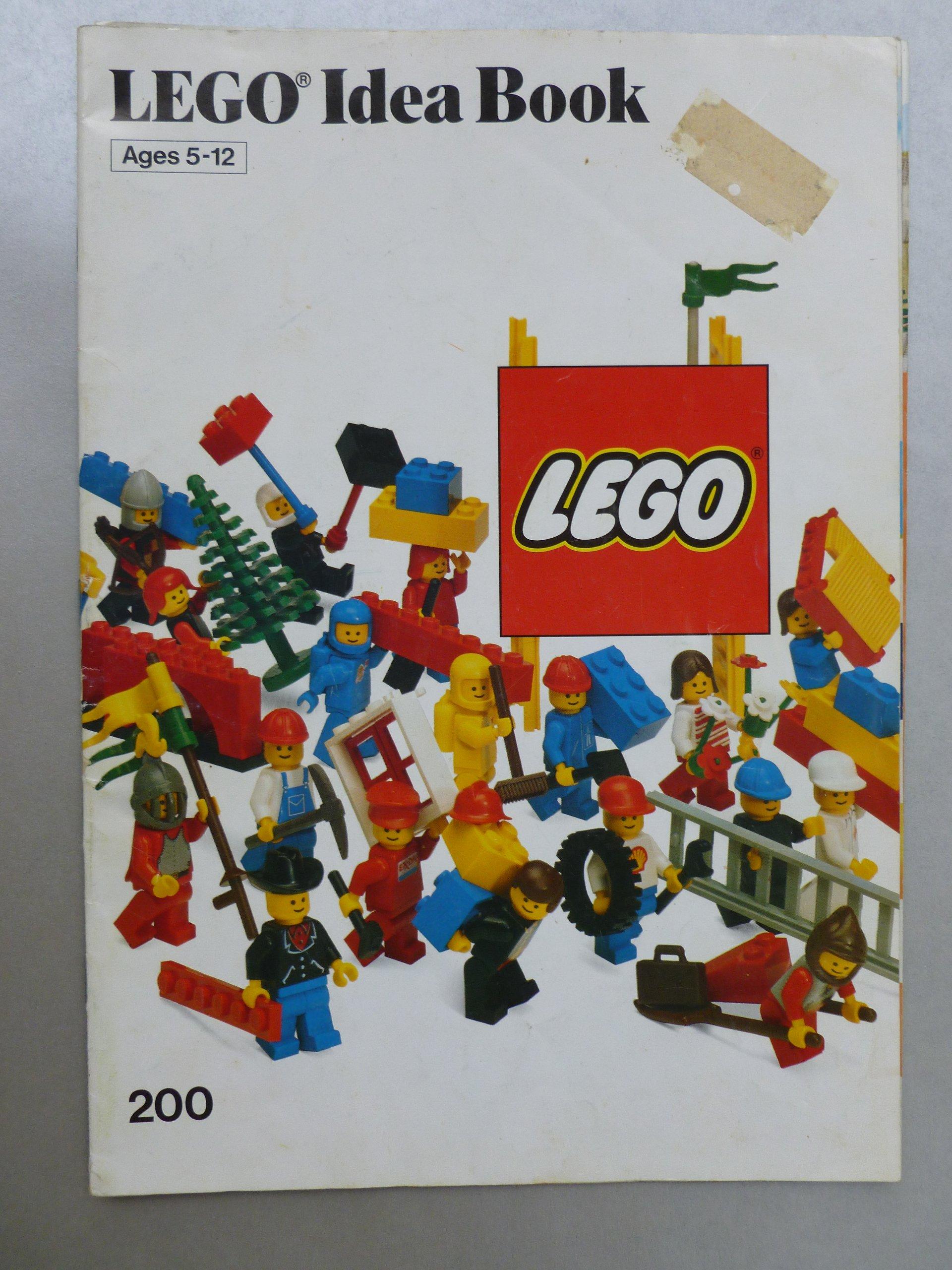 Lego Idea Book 200 Lego Amazon Com Books
