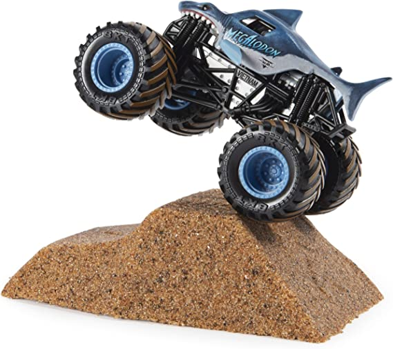 Monster Jam Megalodon Monster Dirt Starter Set