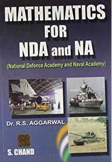 Mathematics for NDA and NA: National Defence Academy and Naval Academy 1 Edition price comparison at Flipkart, Amazon, Crossword, Uread, Bookadda, Landmark, Homeshop18