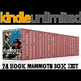 Mail Order Bride: Mammoth Mail Order Bride 24 Book Box Set
