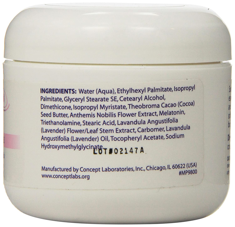 Amazon.com: Miracle Plus Melatonin Sleep Cream, 4 Ounce: Health & Personal Care