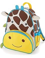Skip Hop Zoo Pack Little Kids Backpack, Giraffe