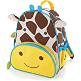 Skip Hop Zoo Pack Little Kids Backpack, Giraffe