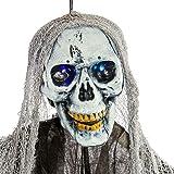 Halloween Haunters Hanging 5 Foot Scary Skeleton
